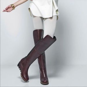 Sorel Fiona Over The Knee Lux Boots Size 6